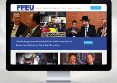 Foundation for Ethnic Understanding (FFEU) Website