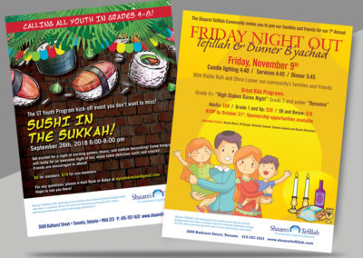 Family and Children Event Flyers & Posters