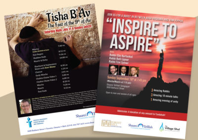 Promotional Event Posters